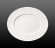 Dibbern Fine Bone China Fine Dining - Oval plate 34cm