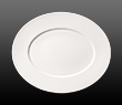 Dibbern Fine Bone China Fine Dining - Oval plate 39cm