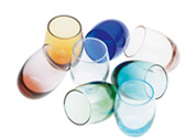 Coloured Glassware